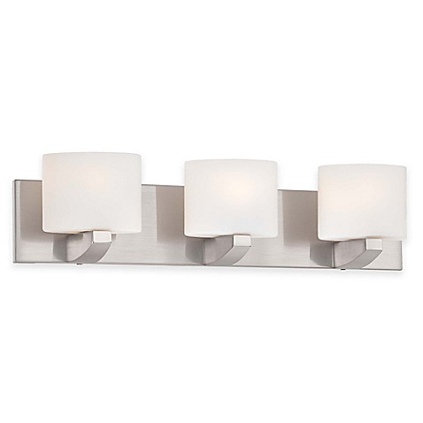 Buy minka lavery modern craftsman 3 light wall mount bath for Modern craftsman lighting