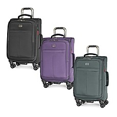 image of Latitude 40°N™ Freehold 21-Inch 8-Wheel Expandable Carry On Spinner