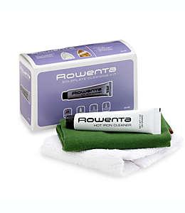 Kit de limpieza Rowenta® para planchas