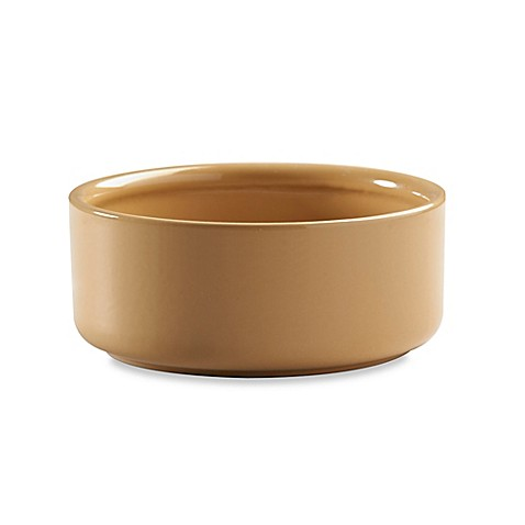 Mason Cash 174 Stoneware Pet Bowls In Tan Bed Bath Amp Beyond