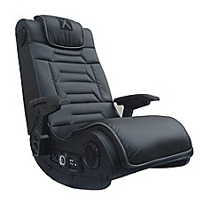 image of X Rocker Wireless Audio Gaming Chair in Black