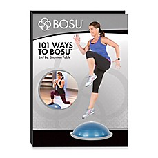 image of BOSU® 101 Ways Exercise Tutorial DVD