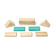 image of Tegu Robo 8-Piece Magnetic Wood Block Set