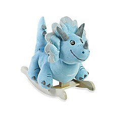 image of Rockabye™ Fossil the Dinosaur Musical Rocker