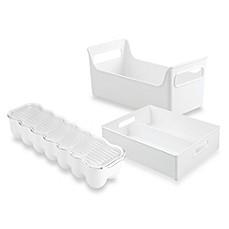 Refrigerator Organization Freezer Storage Bins