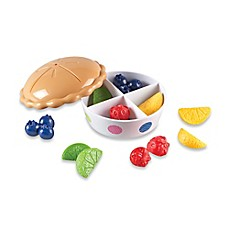 image of Learning Resources Bright Bites™ Color Fun Fruit Pie