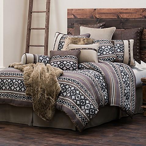 Hiend Accents Tucson Comforter Set Bed Bath Amp Beyond