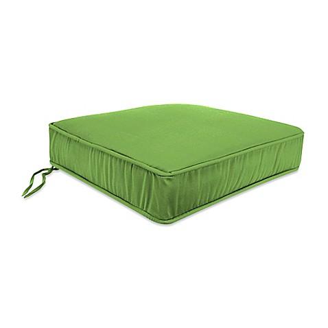 Buy 18 Inch Chair Cushion In Sunbrella 174 Ginkgo From Bed