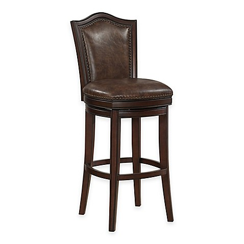 Buy American Heritage Jordan Counter Height Swivel Stool
