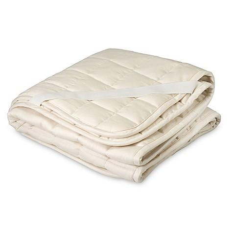 Buy Greenbuds Organic Cotton Wool Crib Mattress Topper