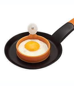 Molde para huevo de silicón Joie® redondo