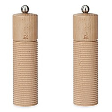 image of Peugeot Esterel Natural Wood Salt and Pepper Mills