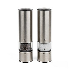 image of Peugeot Paris Elis Sense Battery-Operated Electric Salt and Pepper Mills