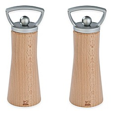 image of Peugeot Ales Natural Wood Salt and Pepper Mills