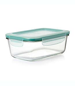 Refractario de vidrio OXO Good Grips® Smart Seal rectangular de 113.39 g