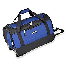 image of Travelers Club® 20-Inch Rolling Duffle Carry On