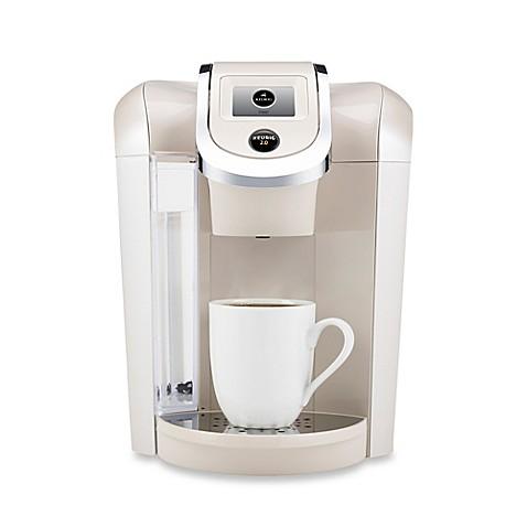 Buy Keurig 2 0 K475 Brewing System In Sandy Pearl From