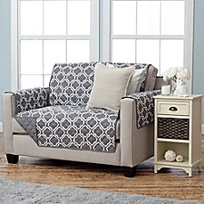 Image Of Adalyn Collection Reversible Loveseat Size Furniture Protectors