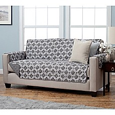 image of Adalyn Collection Reversible Sofa-Size Furniture Protectors