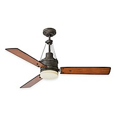 image of Emerson Highpointe 54-Inch 2-Light Ceiling Fan with Remote Control