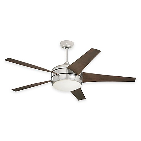 Emerson midway eco 54 inch 4 light ceiling fan with remote control