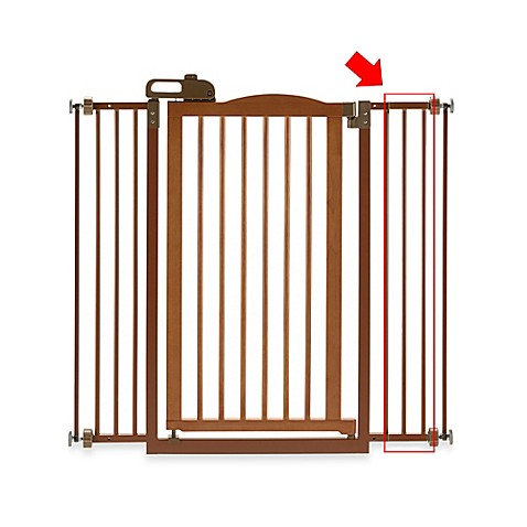 Buy Richell 174 Tall One Touch Gate Ii Extension In Autumn