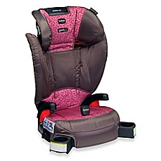 image of BRITAX Parkway SGL (G1.1) XE Belt-Positioning Booster Seat in Cub Pink