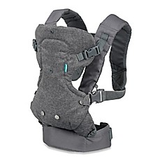 image of Infantino® Flip Advanced™ 4-in-1 Convertible Carrier in Grey