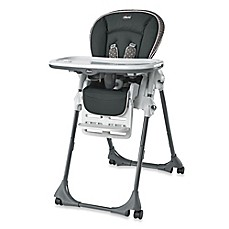 image of Chicco® Polly® High Chair in Lilla