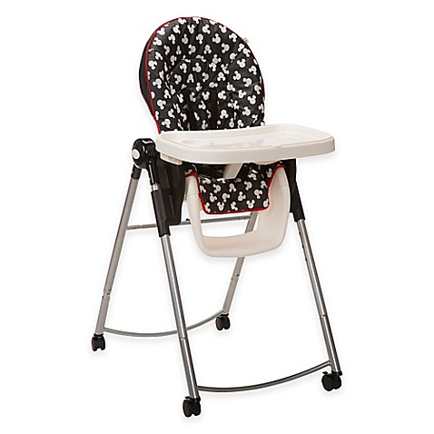 Disney Adjustable Mickey High Chair BABY