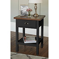 image of Chatham House Newport Accent Table with Drawer