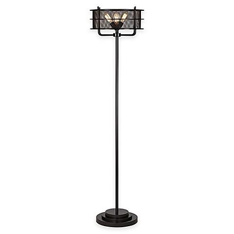 coast lighting kathy ireland ovation 72 inch floor lamp in bronze. Black Bedroom Furniture Sets. Home Design Ideas