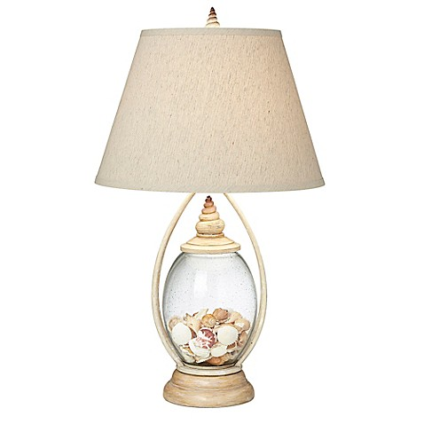 Pacific Coast 174 Lighting Seascape Reflections Table Lamp In