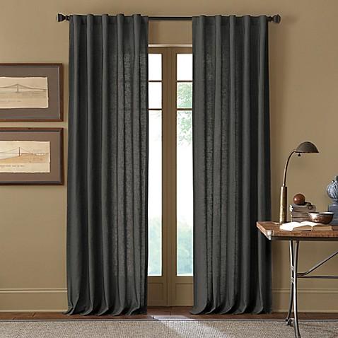 Cambria 174 Malta Rod Pocket Back Tab Window Curtain Panel