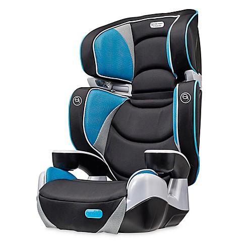 evenflo rightfit belt positioning booster car seat in capri bed bath beyond. Black Bedroom Furniture Sets. Home Design Ideas