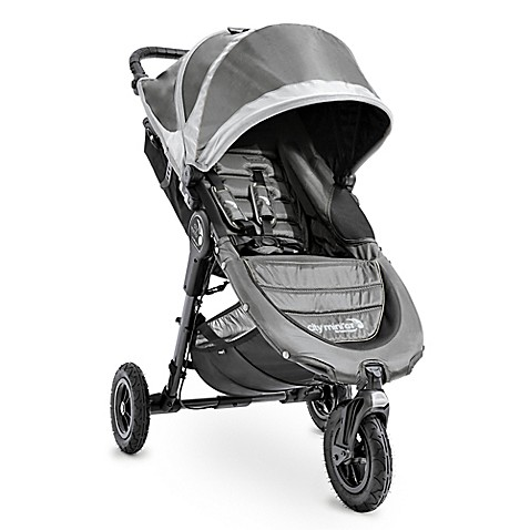 Baby Jogger 174 City Mini 174 Gt Single Stroller In Steel Grey