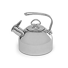 image of Chantal® 1.8-Quart Stainless Steel Tea Kettle