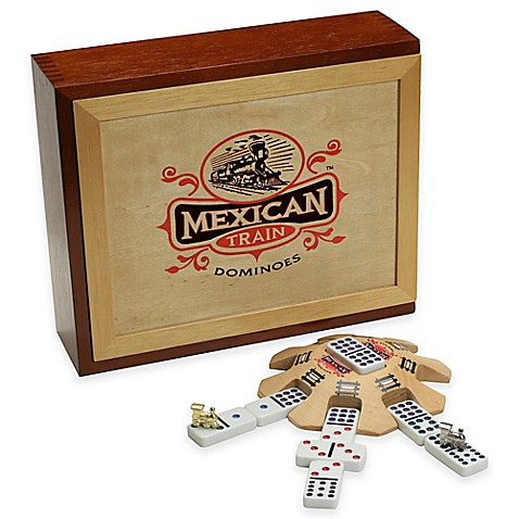 Mexican Train Dominoes Bed Bath Amp Beyond
