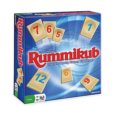 Original Rummikub Game Bed Bath Beyond