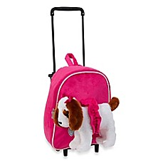image of Poochie & Co. King Charles Poochie Convertible Trolley
