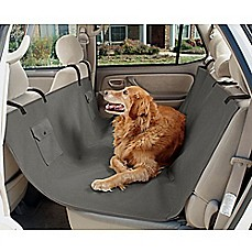 image of Waterproof Pet Hammock Seat Cover for Dogs