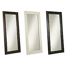 Floor Mirrors Leaning Amp Full Length Floor Standing