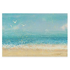 image of Splatter Beach I Wall Art