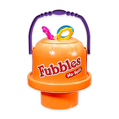 Buy Little Kids® Fubbles™ No-Spill® Big Bubble Bucket® in ...