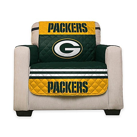 Nfl Green Bay Packers Chair Cover Bed Bath Beyond