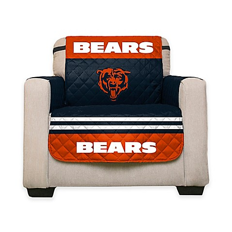 Nfl Chicago Bears Chair Cover Bed Bath Amp Beyond