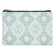 image of The Bumble Collection™ Le Chateau Multi-Use Zipper Bag in Majestic Mint