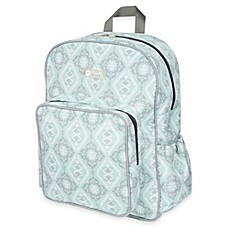 image of The Bumble Collection™ Getaway Backpack Diaper Bag in Majestic Mint