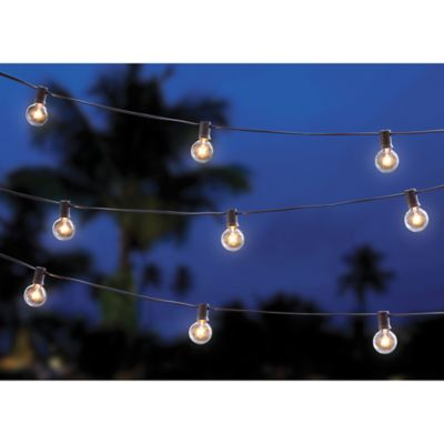 String Lights In Bathroom : Led & Solar Landscape Lighting, Decorative Lights - Bed Bath & Beyond