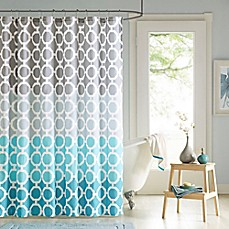 dani shower curtain and hook set - Cute Shower Curtains